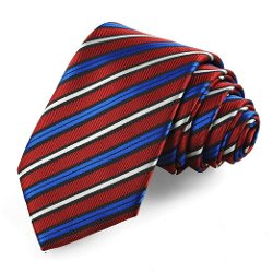 Coxeer  - Mix Stripe Performance Ties