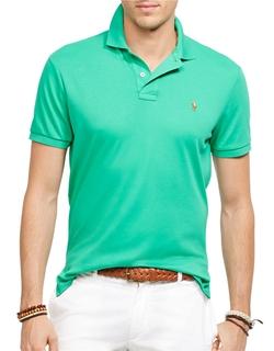 Polo Ralph Lauren - Pima Soft-Touch Polo Shirt