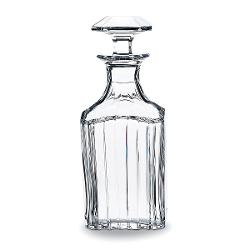 "Baccarat - ""Harmonie"" Square Whiskey Decanter"