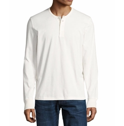 Tom Ford - Cotton Henley Shirt
