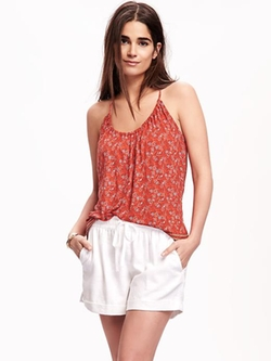 Old Navy  - Relaxed Strappy Suspended-Neck Tank Top