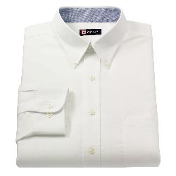 Chaps  - Classic-Fit Oxford Solid Button-Down Collar Dress Shirt