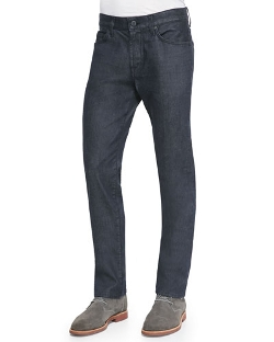 7 For All Mankind - Slimmy Dark Wash Jeans