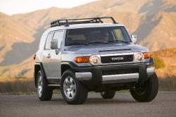 TOYOTA - FJ CRUISER 4x4 AT