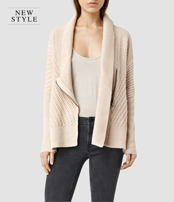 All Saints - Fragment Cardigan