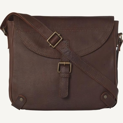 Kingham - Leather Cross Body Bag