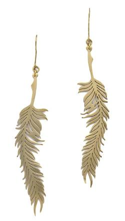 Monserat De Lucca  - Feather Earrings