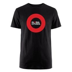 """Global Citizen - Global Citizen Red """"O"""" T-Shirt"""