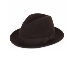 Trussardi - Wool Felt Fedora Hat