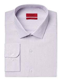 Alfani - Dobby Striped Dress Shirt