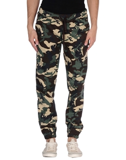 Dickies - Camouflage Casual Pants