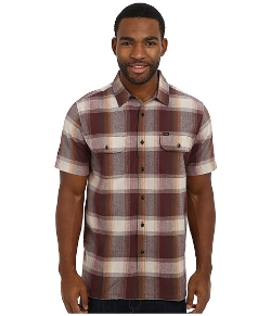 Obey - Fulton Short Sleeve Woven Shirt