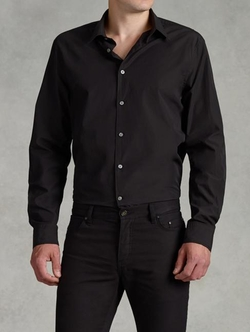 John Varvatos - Cotton Shirt