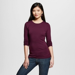 Merona - Ultimate Long-Sleeve Tee Shirt