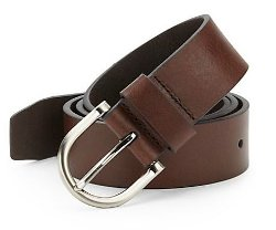 Ike Behar - Oil Tan Leather Belt