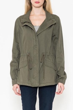 Snazzy Chic Boutique - Surplus Jacket