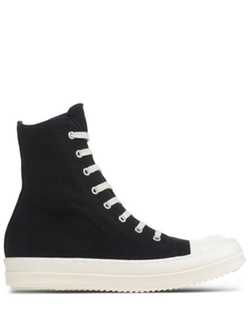 Drkshdw By Rick Owens - High-Top Sneakers