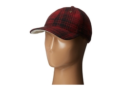 Woolrich Heritage  - Plaid Sherpa Lining Ballcap