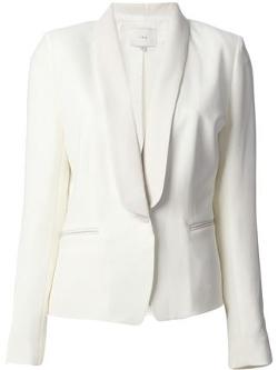 Iro - Cropped Tuxedo-Style Jacket