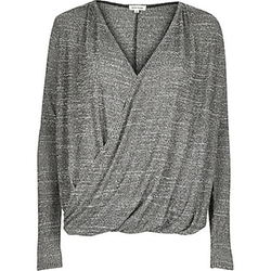 River island - Wrap Front Top