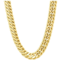 Rakuten - Cuban Link Chain Necklace