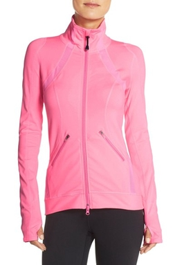 Zella - Motivation Zip Front Jacket