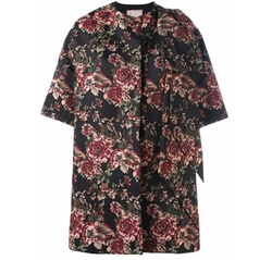 Antonio Marras   - Oversized Floral Print Coat