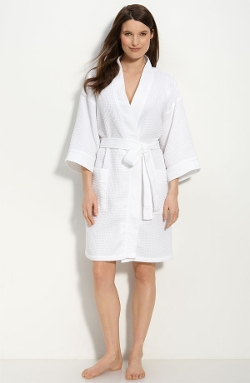 Nordstrom - Waffle Cotton Robe