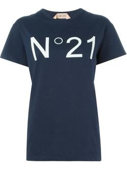 Nº21 - Logo Print T-Shirt