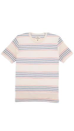 Splendid  - Denim Stripe T-Shirt