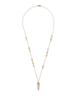 Alexis Bittar - Teardrop Station Pendant Necklace
