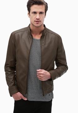 Danier - Burke Lamb Leather Moto Jacket