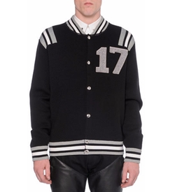 Givenchy - Knit Varsity Jacket