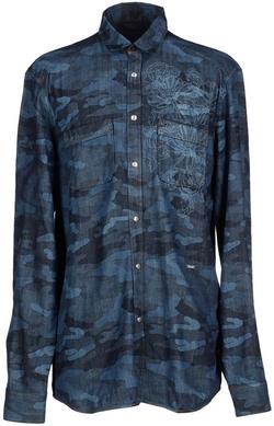 Just Cavalli - Denim Shirts