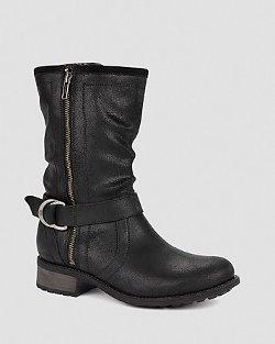 UGG - Silva Buckle Australia Flat Boots
