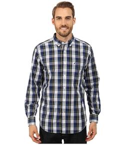 Nautica - Poplin Medium Plaid Shirt