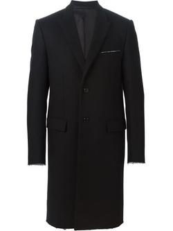 Givenchy - Frayed Evening Coat