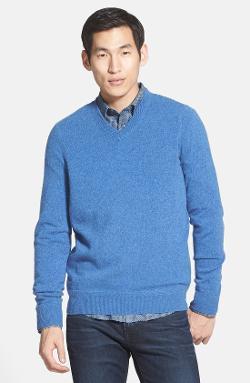 Vince  - Cashmere V-Neck Sweater