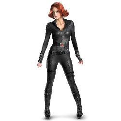 Marvel - The Avengers Black Widow Elite Adult Costume
