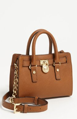 Michael Michael Kors  - Leather Messenger Bag