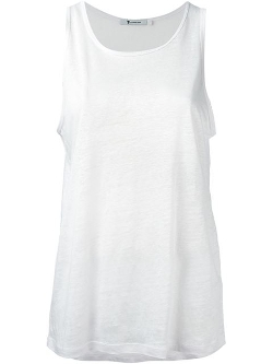 T by Alexander Wang - Crew Neck Tank Top