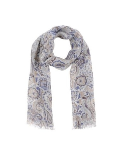 Le Tricot Perugia - Oblong Printed Scarf