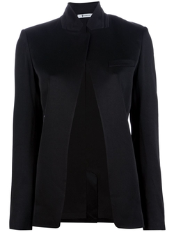 T By Alexander Wang   - Open Front Jacket