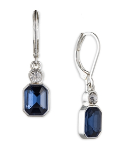 Anne Klein - Zirconia Drop Earrings