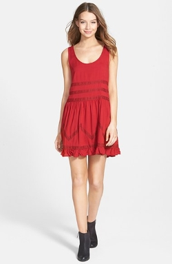 Zoe And Rose - Crochet Tank Dress