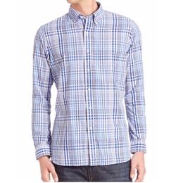 Polo Ralph Lauren - Plaid Seersucker Cotton Shirt