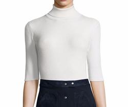 Theory  - Leenda Turtleneck Sweater