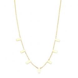 Vale Jewelry - Flat Keys Necklace