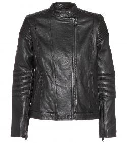 Marc by Marc Jacobs  - KARLIE LEATHER JACKET
