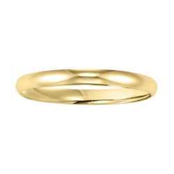 JCPenny - Gold Wedding Band
